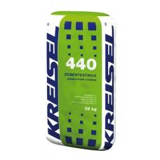 Цементная стяжка ESTRICH-BETON 440 Kreisel